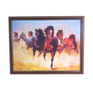 картина коне